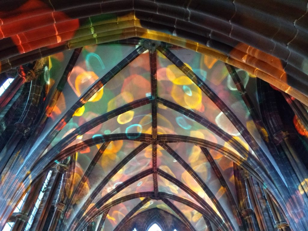 Liz West: Our Colour Reflection, Chester Visual Arts