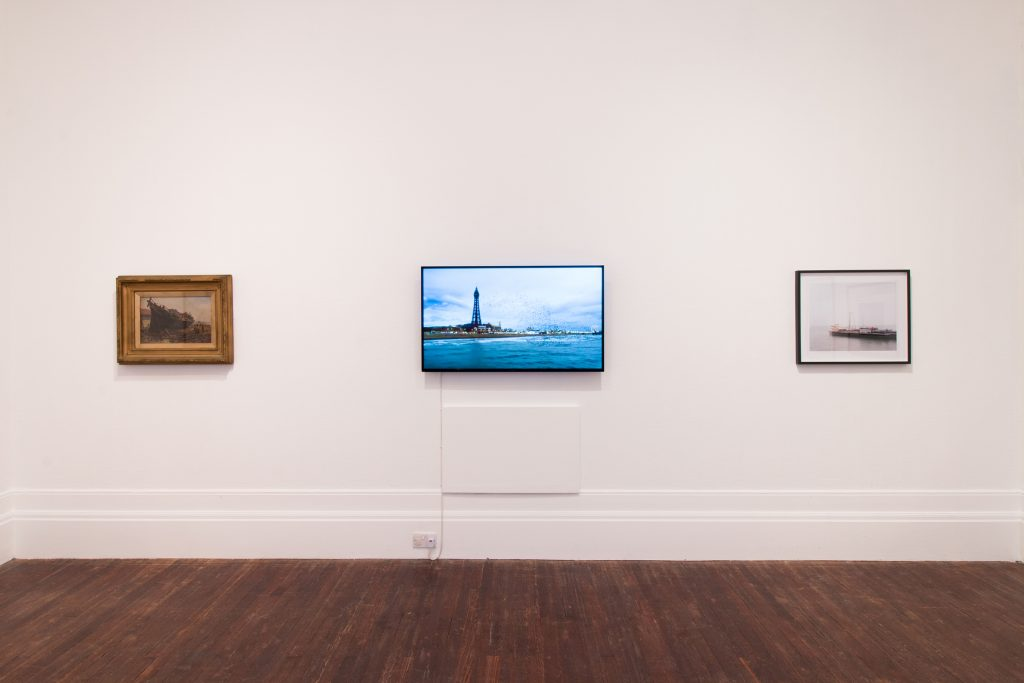 Neither Land Nor Sea: Contemporary and Historical representations of Blackpool's Piers at Grundy Art Gallery