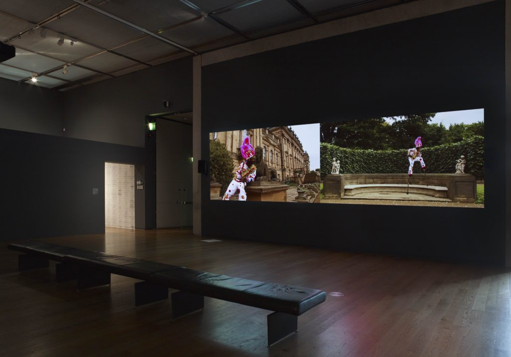 Sonia Boyce at Manchester Art Gallery