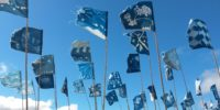 Blue Flag Headway Arts Blyth Tall Ship