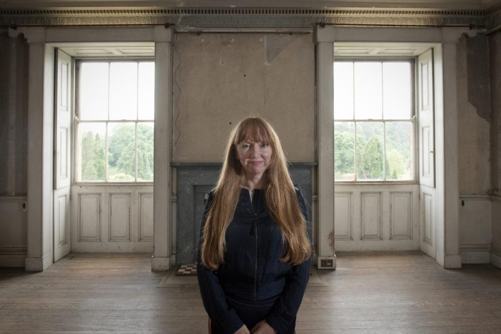 Susan Philipsz Belsay Hall Northumberland