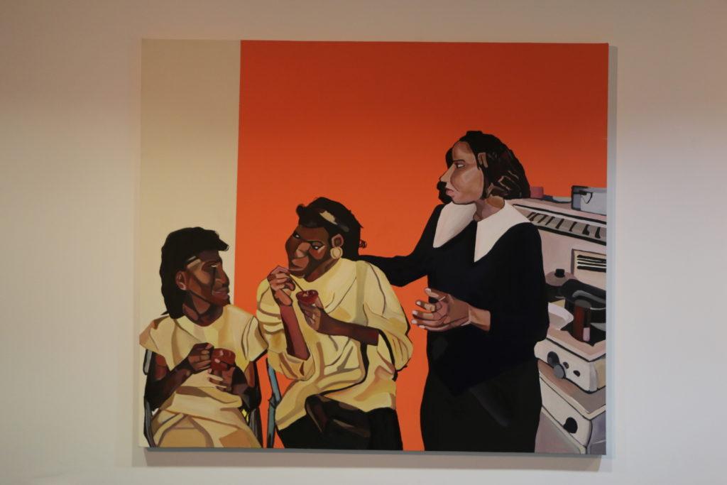 Joy Labinjo Gallery North Northumbria University