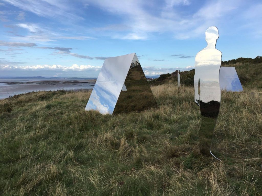 Settlement (2018), Rob Mulholland –Headlands to Headspace Landscape Art Commissions Morecambe Bay Partnership