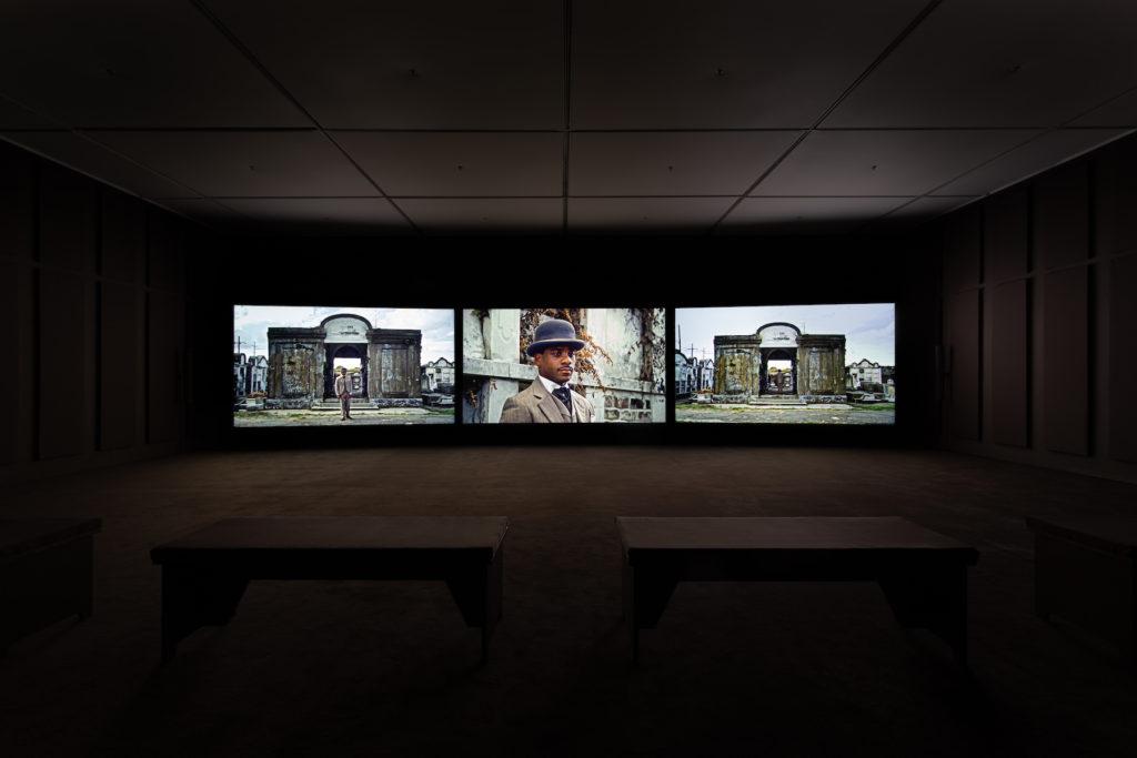 BALTIC Centre Contemporary Art John Akomfrah Ballasts Memory Race Identity