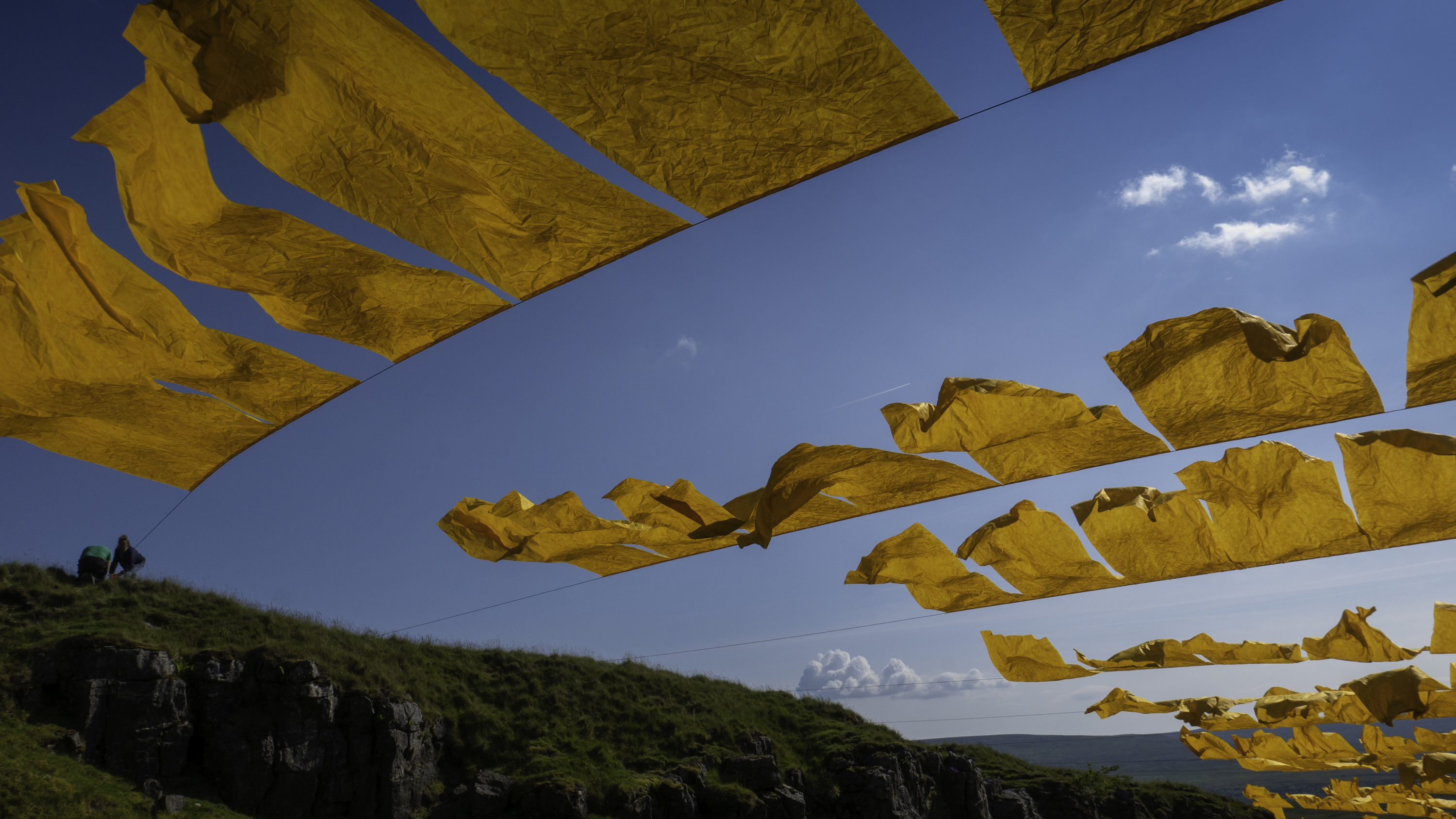 Hush Steve Messam Upper North Pennines AONB Partnership Teesdale